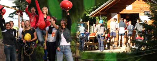 LAC BLANC PARC D'AVENTURES - PAINT BALL Loisirs et sports individuels Orbey photo n° 92131 - ©LAC BLANC PARC D'AVENTURES - PAINT BALL