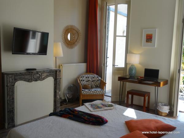 Chambre 4 terrasse