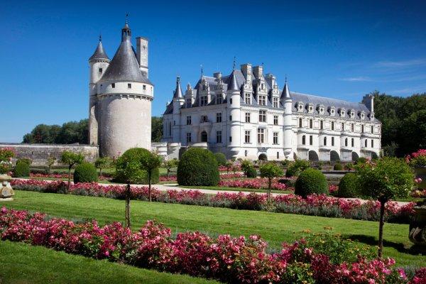 Ch teau de chenonceau ch teau chenonceaux 37150 for Chateau chenonceau interieur