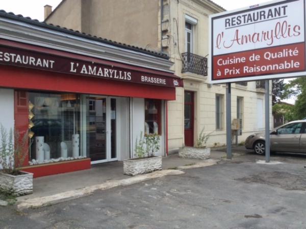 L' AMARYLLIS Cuisine française Eysines photo n° 202660 - ©L' AMARYLLIS