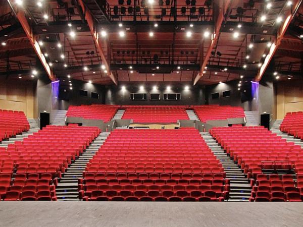 Salle Auditorium Pin