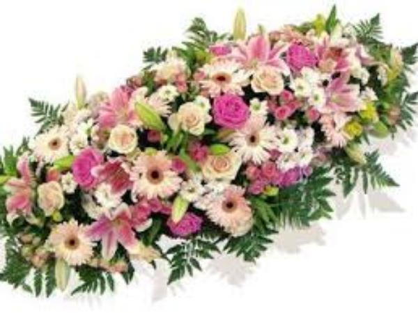 couronne de Fleurs - Deuil - ©Marc Postulka