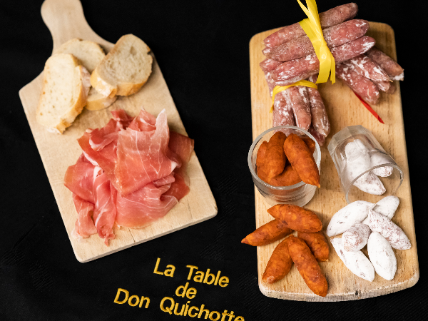 Epicerie fine / La Table de don Quichotte - ©Jessica Calvo