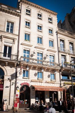 Hotel des 4 Soeurs Hotel Bordeaux photo n° 196167 - ©Hotel des 4 Soeurs