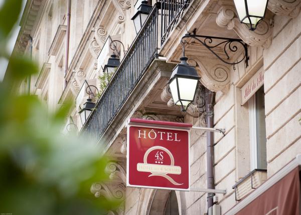 Hotel des 4 Soeurs Hotel Bordeaux photo n° 196160 - ©Hotel des 4 Soeurs