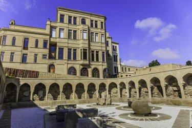 La vieille ville de Bakou