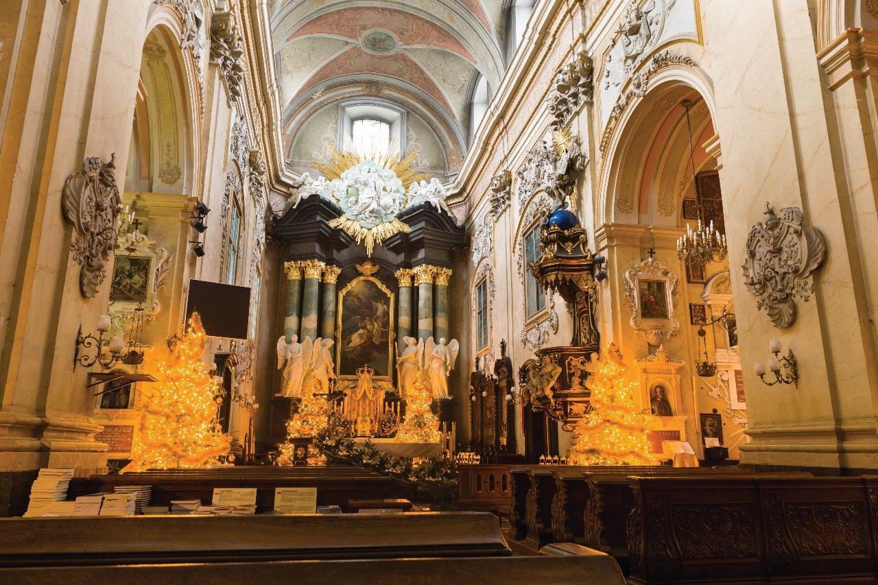 pologne-cracovie-eglise-de-l-archange-saint-michel-c-tomch